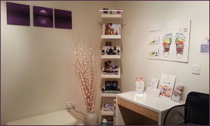 Lee on Solent Reflexologist
